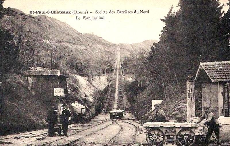 Carrières de Saint-Paul-Trois-Châteaux